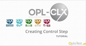 11 Creating Control Step Tutorial CLX