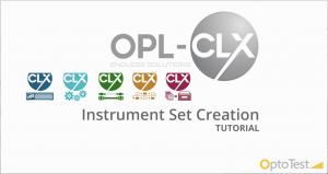 13 Instrument Set Creation Tutorial CLX