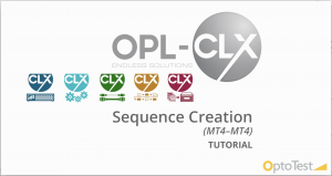 14 Sequence Creation MT4 MT4 Tutoial CLX
