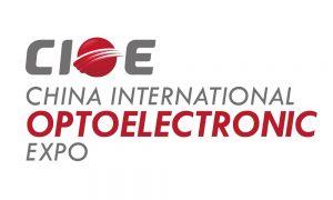 CIOE 2021 logo