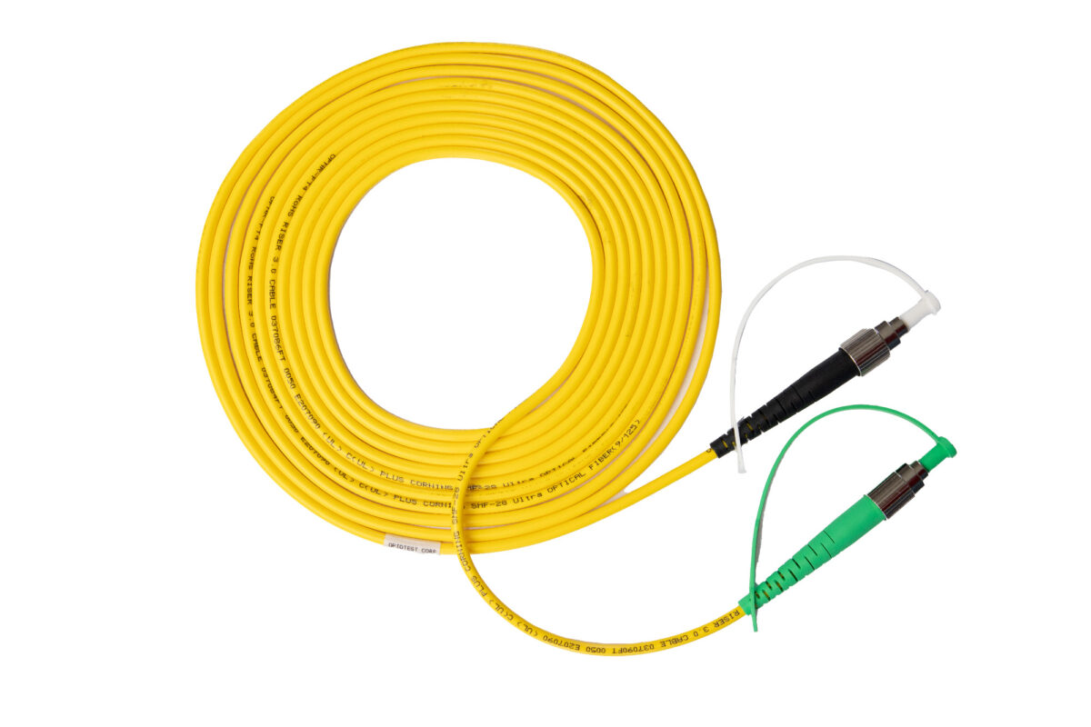 HPR FA FP S High Performance Fiber Test Reference Cable