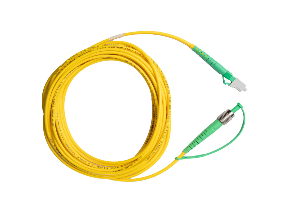 HPR FA LA S High Performance Fiber Test Reference Cable