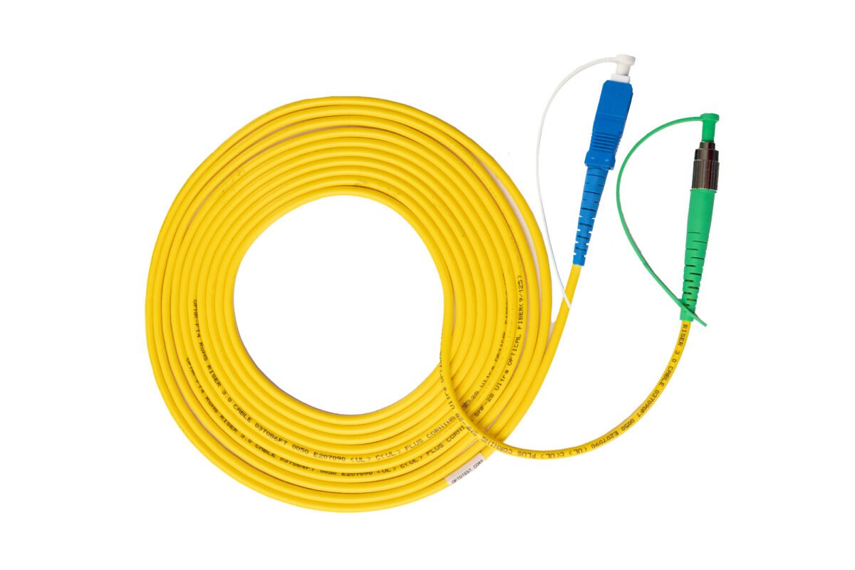 HPR FA SP S High Performance Fiber Test Reference Cable