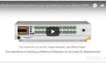 OP940-SW Multichannel IL & RL Meter video image