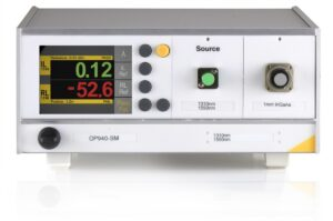 OP940 Fiber optic Insertion Loss Return loss meter