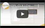 OPL CLX Creating Control step
