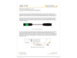 OptoTestAN115