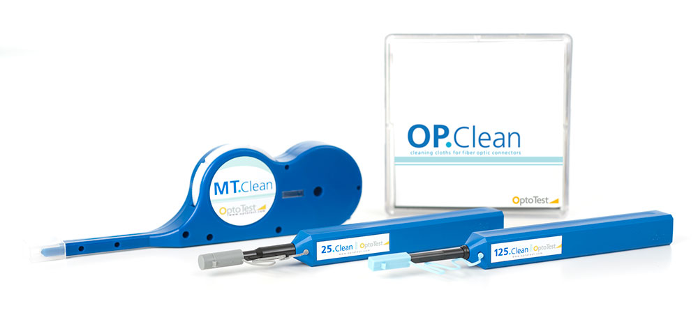 OptoTest OPClean Products