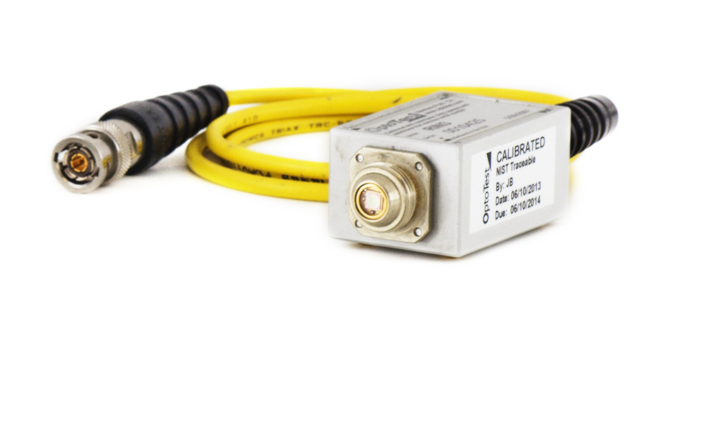 Remote InGaAs Optical Power Meter Detector Head, RIN1 from OptoTest
